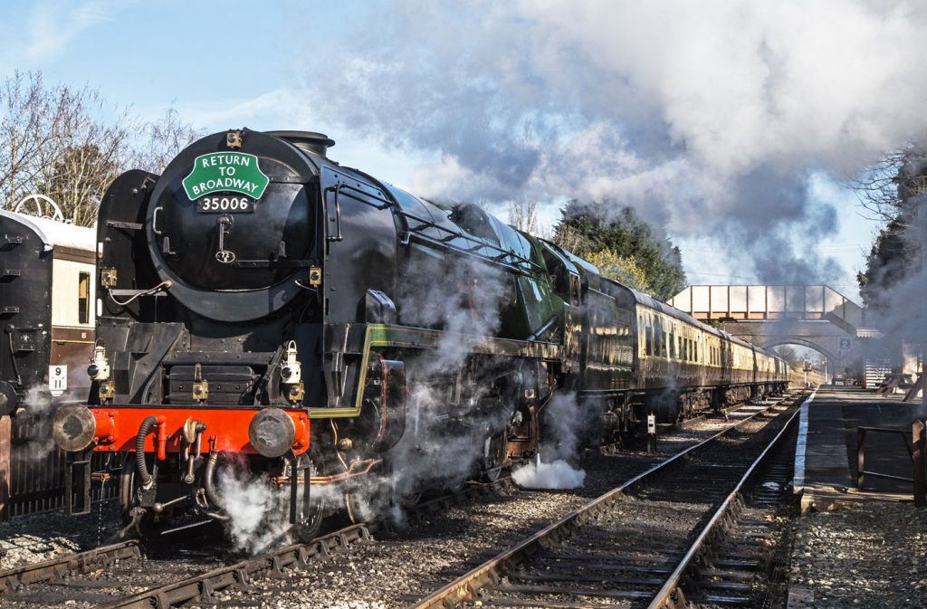 The Cotswolds in Steam