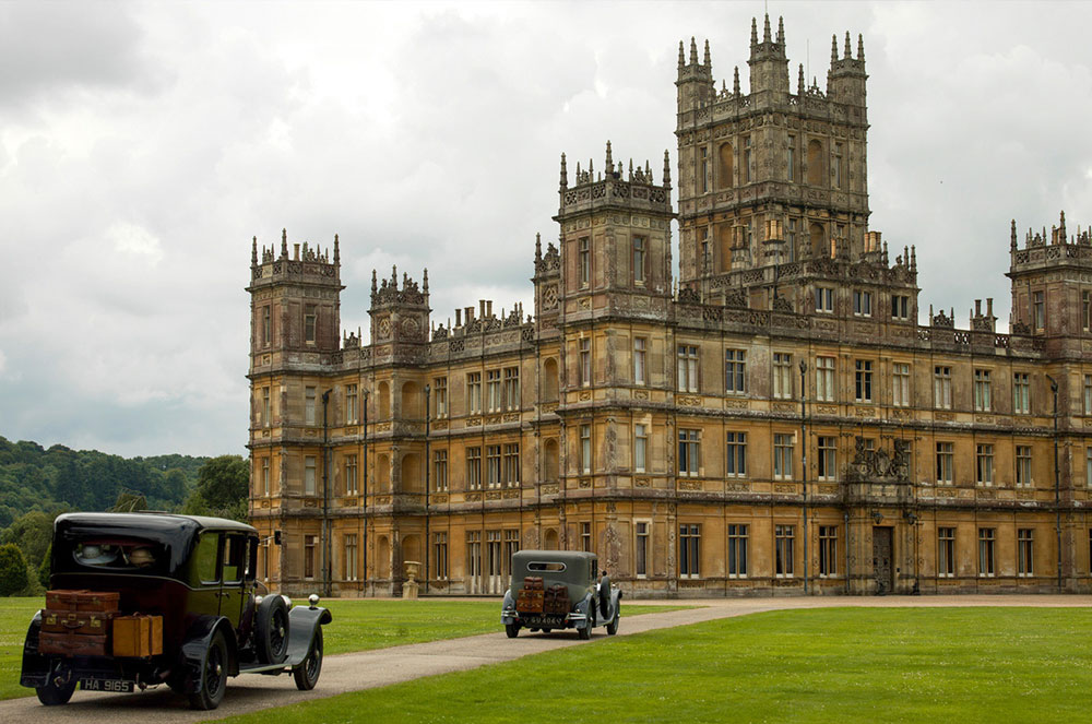 Downton Abbey & The Cotswolds