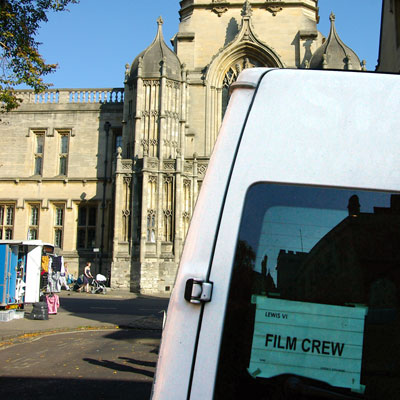 Walking Tours of oxford with Cotswold Exploring